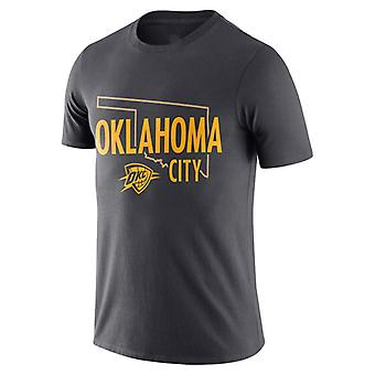Oklahoma City Thunder T-shirt Sports Top 3DX013