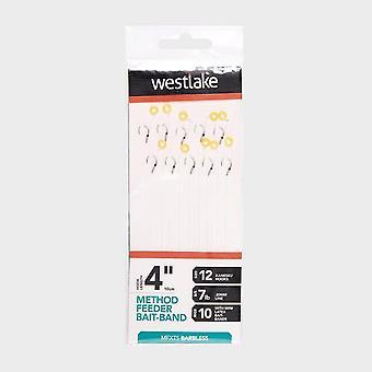 New Westlake Method Feeder Extra 4 Band 12 Yellow