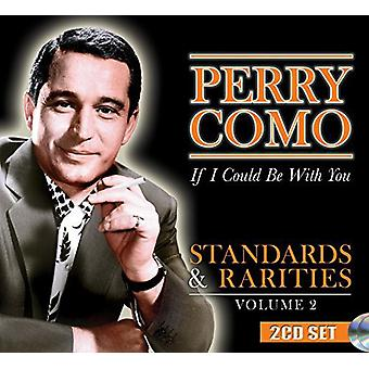 Perry Como - If I Could Be with You-Standards & Rarities 2 [CD] USA import