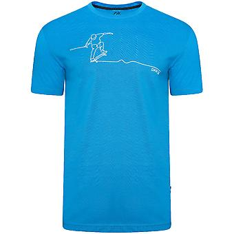 Durf 2b Mens Zinspeling Casual Organic Cotton T Shirt