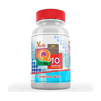 Coenzyme Q10 60 capsules of 100mg