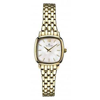 Accurist 8068 London Gold Nerezová oceľ Dámske hodinky