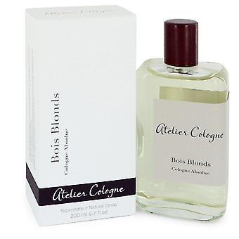 Bois Blonds Pure Perfume Spray By Atelier Cologne 6.7 oz Pure Perfume Spray