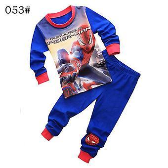 Lapset Infantil Sleepwear - PuuvillaInen Pijama-setti