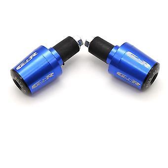 Handlebar Grips Handle Bar Cap End Plugs For Suzuki Gsr 6000-gsr400