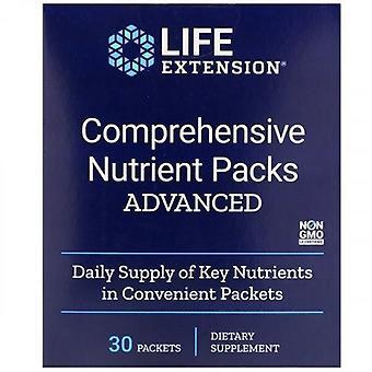 Life Extension Pacchetti nutrizionali completi Pacchetti avanzati 30