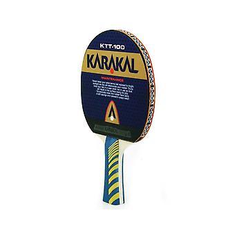 Karakal KTT-100 1 tähden standardi 7 Ply Poplar 1,8mm sieni pöytätennis maila