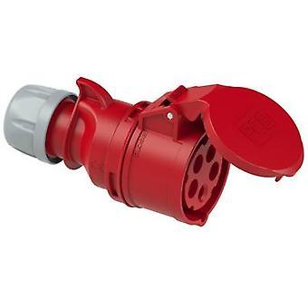 PCE 225-6 CEE-kontakt 32 A 5-stifts 400 V 1 st