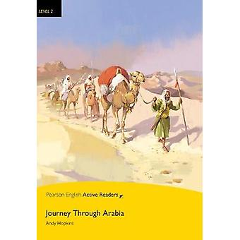 Level 2 Journey Through Arabia Book  MultiROM with MP3 Pack by John Hughes
