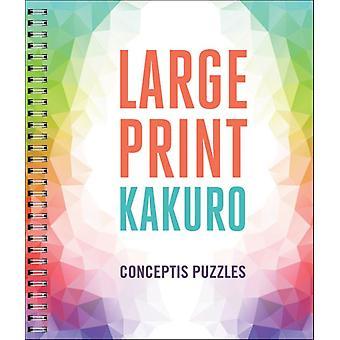 Stortryck Kakuro av Conceptis Pussel
