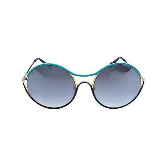 Balmain - Accessoires - Sonnenbrillen - BL2520B-02 - Damen - turquoise,black