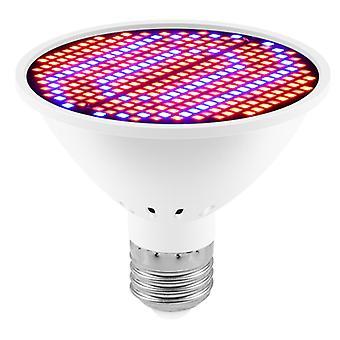 Ampoule de croissance des plantes à spectre complet E27, lumière de remplissage de plante à LED intérieure