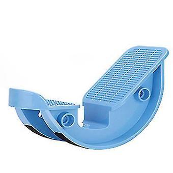 青い世帯斜めのアキレス腱伸張器、フィットネス子牛筋弛緩剤az20149