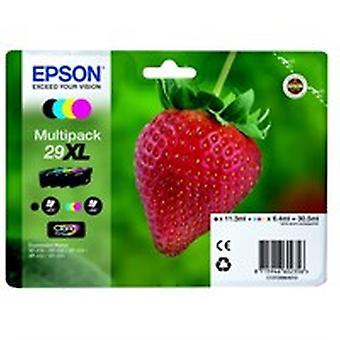 Epson C13T29964012 (29XL) Ink cartridge multi pack, 11,3ml   3x6,4ml, Pack qty 4
