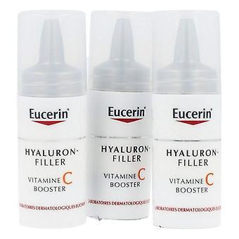Ampuller Eucerin Filler Med hyaluronsyre Vitamin C (8 ml) (3 x 8 ml)