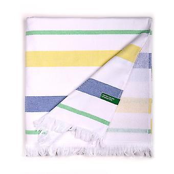 Asciugamano Hammam Benetton Cotone (80 x 165 cm)