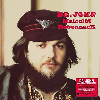 Dr. John - Malcolm Rebennack Red &Black Vinyl