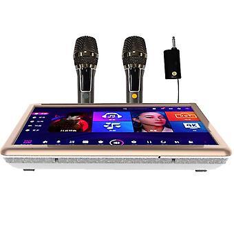 Echo Cloud Karaoke Player, Çince + İngilizce Şarkılar, Dahili Hibrit Amplifikatör,