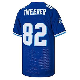 Men's 69 Billy Bob 82 Charlie Tweeder 4 Jonathan Moxon Varsity Blues Movie West Canaan Coyotes Football Jersey Stitched