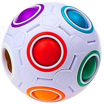 قوس قزح الكرة ماجيك مكعب لعبة، لغز الكرة قوس قزح السحري