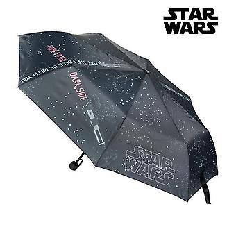 Foldable Umbrella Star Wars (ø 97 cm) Black