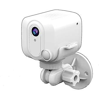 Mini WiFi Spy Camera Small Wireless Niania Camera with Live Power Phone App Night Vision Motion Detection Outdoor Security Camera (White) Mini WiFi Spy Camera Small Wireless Niania Camera with Live Power Phone App Night Vision Motion Detection Outdoor Security Camera (White) Mini WiFi Spy Camera Small Wireless Niania Camera with Live Power Phone App Night Vision Motion Detection Outdoor Security Camera (White