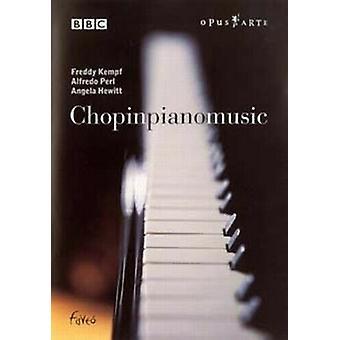 Chopin Piano Music DVD (2004) Frdric Chopin Zertifikat E NEW Region 2