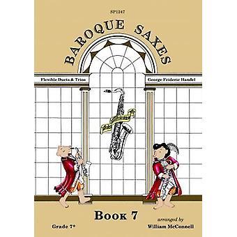 Saxes Barroco: Livro 7