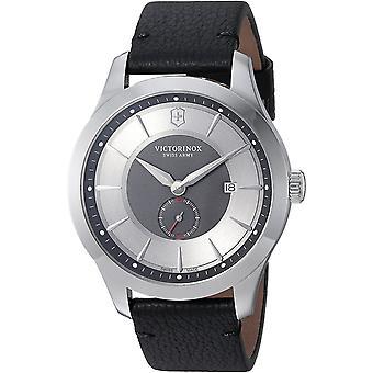 Victorinox Men's Alliance Silver Dial Watch - 241765