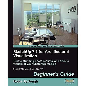 SketchUp 7.1 für Architekturvisualisierung: Leitfaden für Anfänger