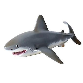 Robotic toys sea lifes soft safe realistic simulation shark animal toy sm164131