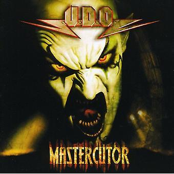U.D.O. - Mastercuter [CD] USA import