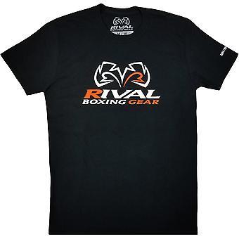 Rival Boxning Corpo T-Shirt - Svart