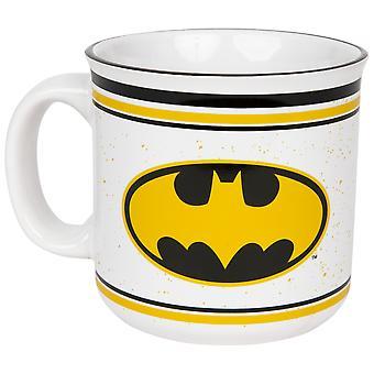 Batman Logo et rayures 20 onces Camper Mug