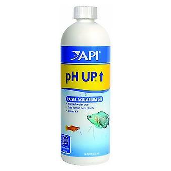API pH Up Aquarium pH Adjuster for Freshwater Aquariums - 16 oz