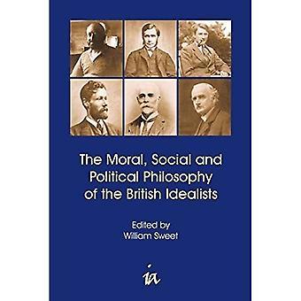 Philosophie morale, sociale et politique des idéalistes britanniques