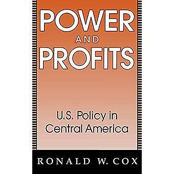 Makt og fortjeneste - USAs politikk i Mellom-Amerika av Ronald Cox - 978