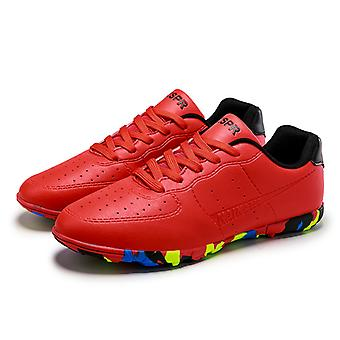Solid Color Football Shoes