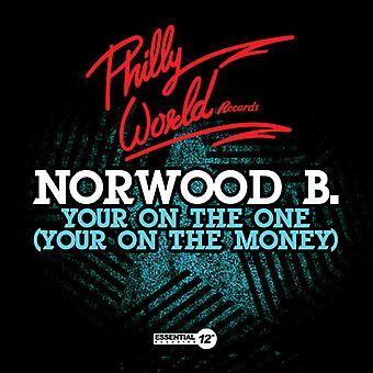 Norwood B. - Ihr auf einer (Ihr auf Geld) USA-import