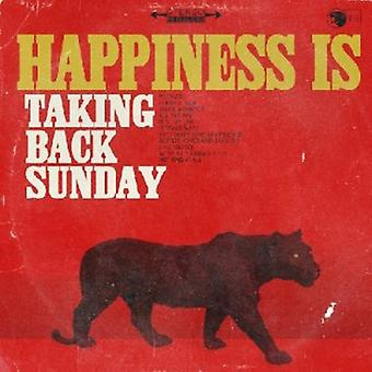 Taking Back Sunday - Happiness Is [CD] USA import