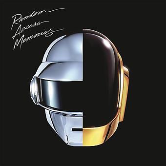 Daft Punk - memórias de acesso aleatório [vinil] EUA importar