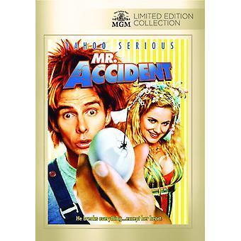 Mr. Accident [DVD] USA importeren