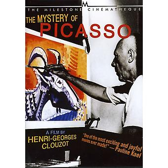Mystery of Picasso [DVD] USA import