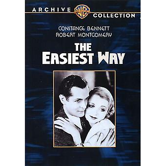Easiest Way [DVD] USA import