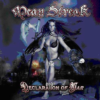 Mean Streak - Declaration of War [CD] USA import