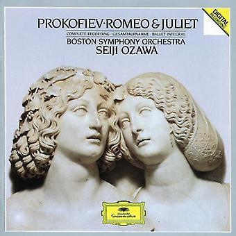 S. Prokofiev - Prokofiev: Roméo Juliette & [CD] USA import