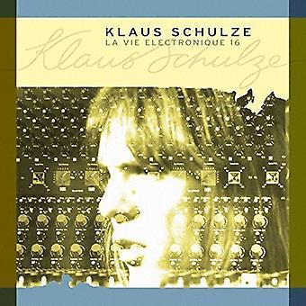 Klaus Schulze - La Vie Electronique Vol 16 [CD] USA import