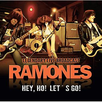 Ramones - Hey Ho Let's Go [CD] USA import