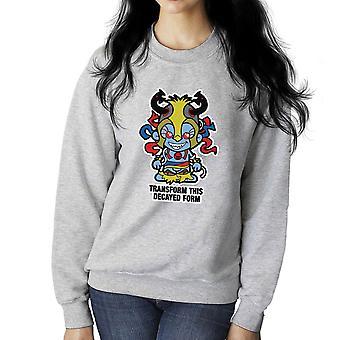 Lil Mumm Ra Transform This Decayed Form ThunderCats Women's Sweatshirt