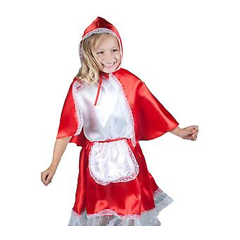 Children's costumes Girls Little Red Riding Hood kids